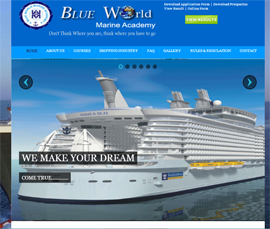 Blue World Marine Academy