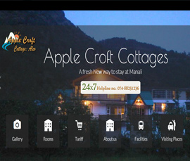 APPLE CROFT COTTAGE MANALI